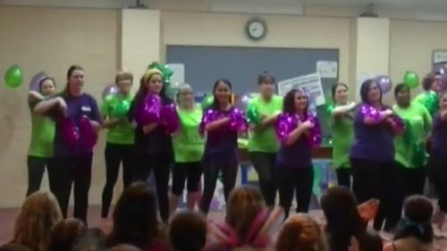 The program has helped hundreds of young women achieve their dreams. (9NEWS)