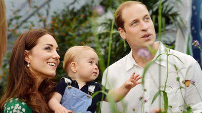 Prince George, July 2014