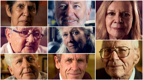2017 Australian of the Year: The seniors getting recognition for their 'extraordinary contributions'