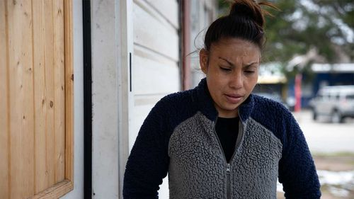 Cristian's mother Maria Pineda is suing the electricity provider for US$100 million.