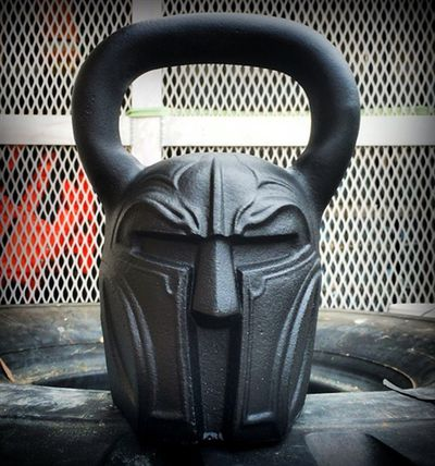 """<strong>DemonBell """"Spartan Warrior""""</strong>"""