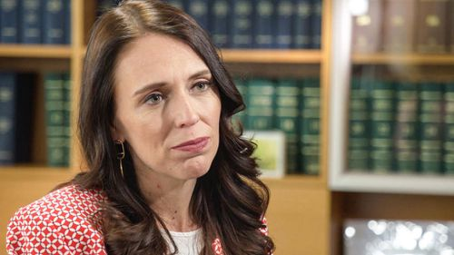 Jacinda Ardern is New Zealand's first leader to give birth while in power.