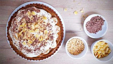 With a couple of tricks, banoffee has never been so easy