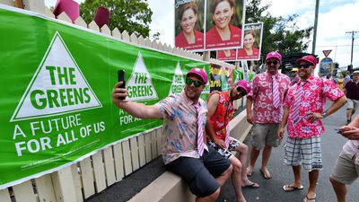 It's on! Last poll tips Labor in a nailbiter