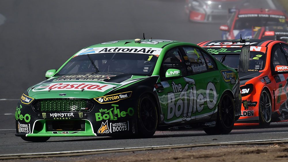 Winterbottom takes Perth V8s win