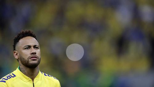 Neymar is the highest paid soccer player in the world.