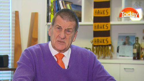 """""""Something has got to be done about it,"""" former Premier Jeff Kennett told the TODAY Show."""