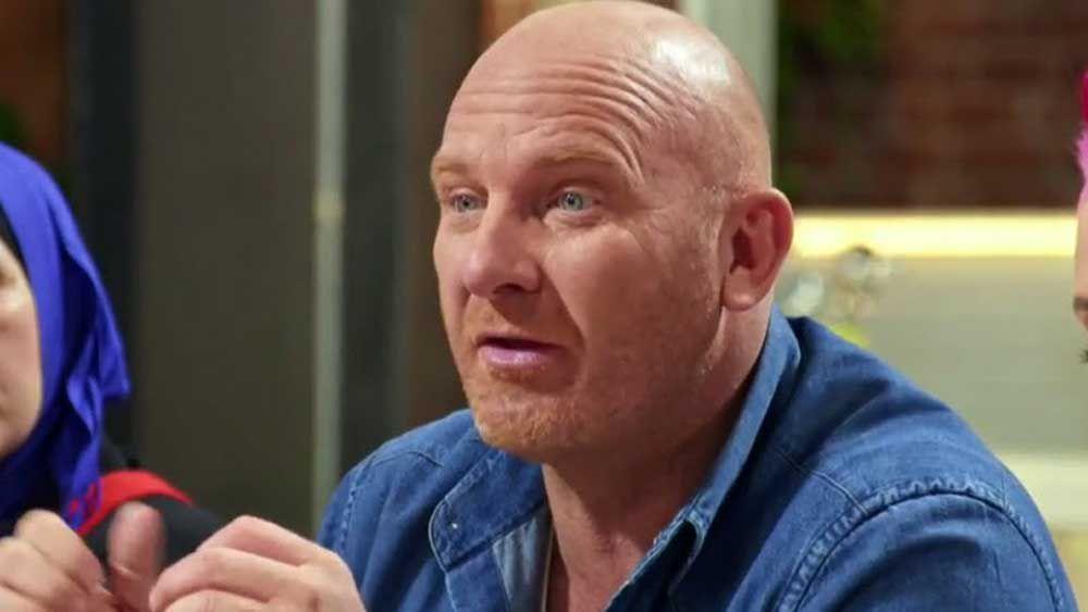 Matt Moran's talks raw fish