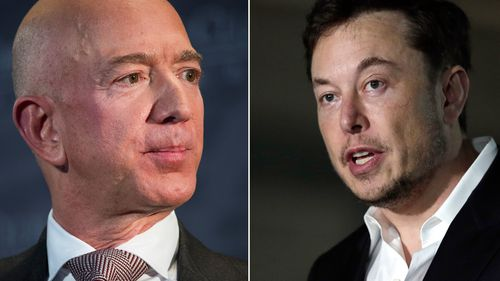 Battle of the billionaires