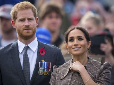 Harry and Meghan, 2021
