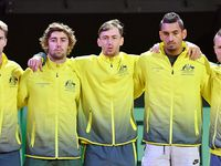 Tennis Australia slams Davis Cup changes