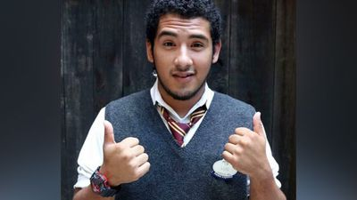 Luis S. Vielma, 22 years old, who worked as a production assistant at Disaster Studios, and as a rides attendant and attractions operator at Universal Orlando Resort. (Universal Studios)