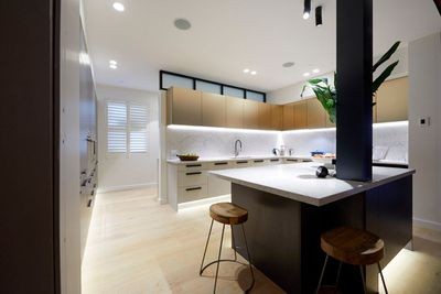 The Block 2018 Courtney Hans Kitchen Room Reveal Judging