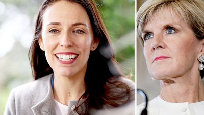 Why Ardern's elevation to PM may be awkward for Bishop