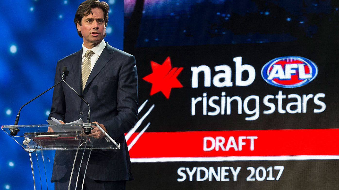 AFL Draft to return to Melbourne in a two-day event in 2018