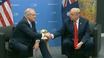 Scott Morrison to wine and dine at the White House