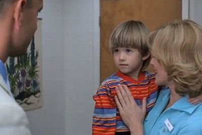 As precocious as they get, Haley Joel Osment became a mega star with 1994's <i>Forrest Gump</i> (pictured) and 1999's <i>The Sixth Sense</i>. <i>Pay it Forward</i> and <I>A. I.: Artificial Intelligence</i> followed.<br/><br/>Image: Paramount Pictures