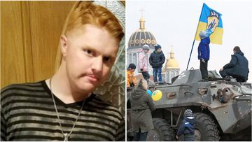 Smith was allegedly interested in travelling to Ukraine to fight with a paramilitary group known as Azov Batallion.