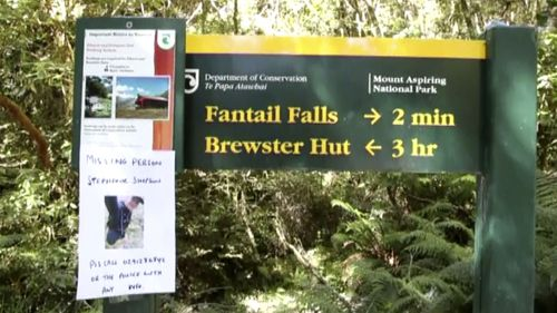 British hiker's body found in New Zealand park almost a week after she went missing