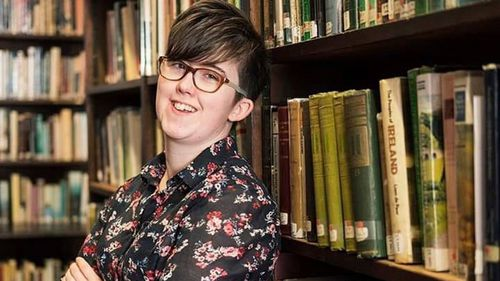 Lyra McKee: Man, 52, charged with murder over Northern Irish journalist's shooting death