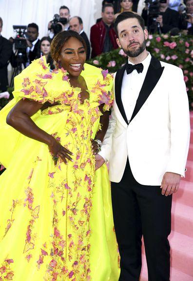 Serena Williams' husband Alexis Ohanian slams 'hustle porn'