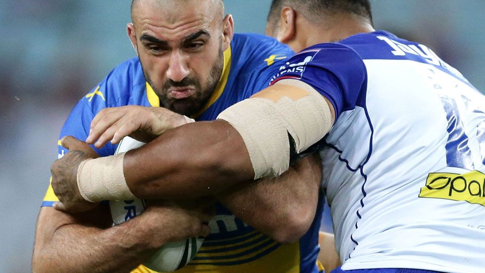 Tim Mannah. (Getty)