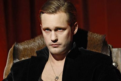 This is one vamp we'd happily let haunt our dreams! Eric's gone from nasty to naive to nice across <i>True Blood's</I> six seasons, and he's never lost his appeal.<br/>