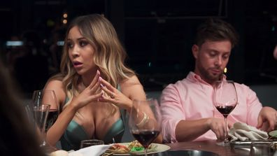 MAFS 2021 S8 Dinner Party
