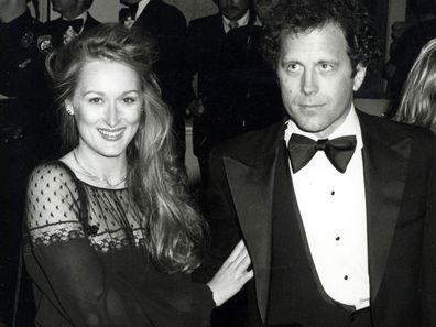 Meryl Streep and Don Gummer in 1979