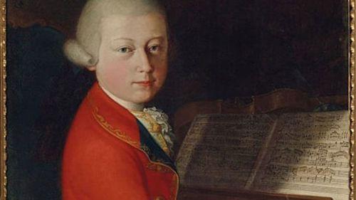 Rare portrait of teenage Mozart could fetch $1.9 million at auction