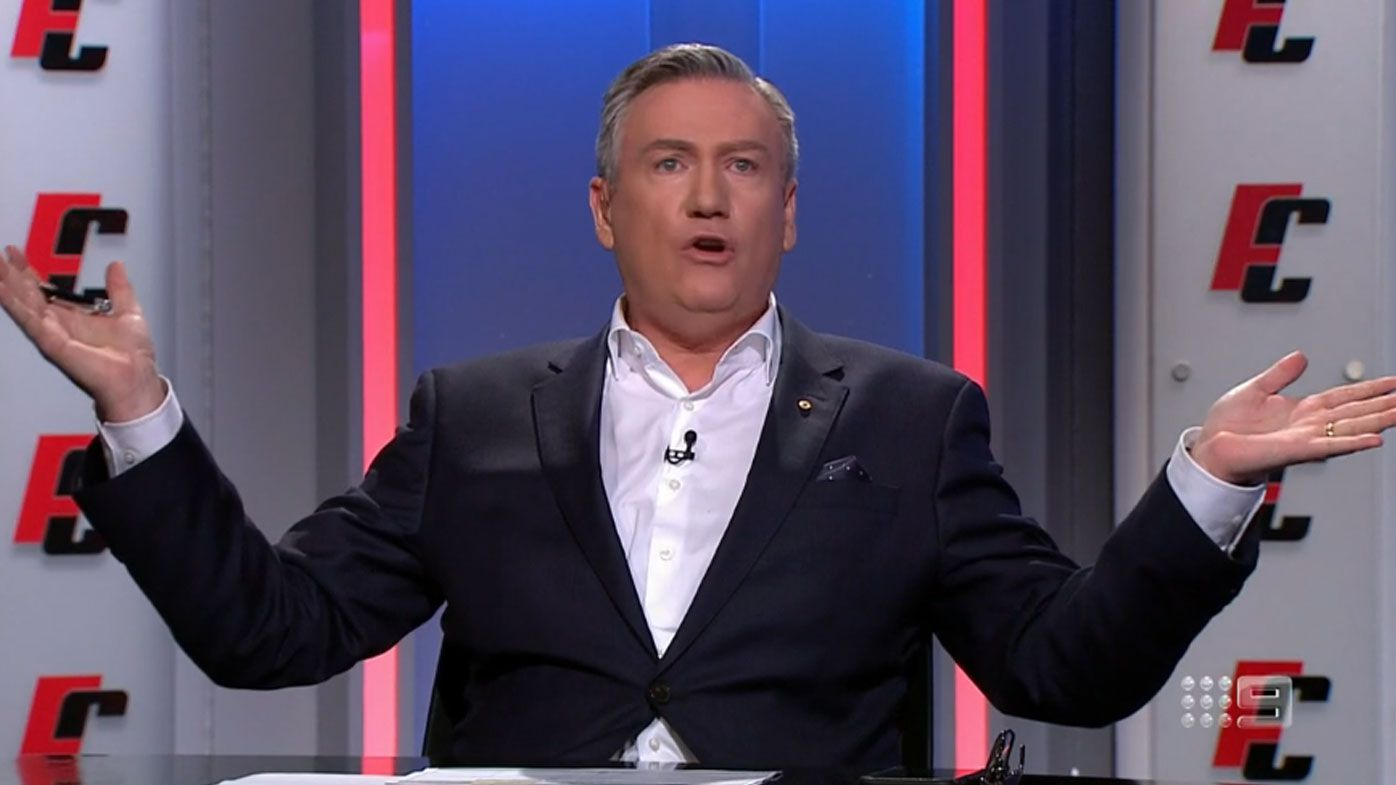 Eddie McGuire unleashes on 'disingenuous' David Koch over Prison Bars jersey comments