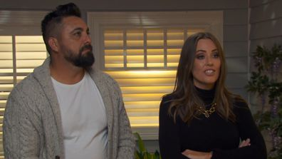 Ronnie and Georgia believe they were robbed of a win