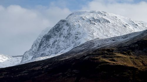 Three climbers dead after avalanche on UK's highest mountain
