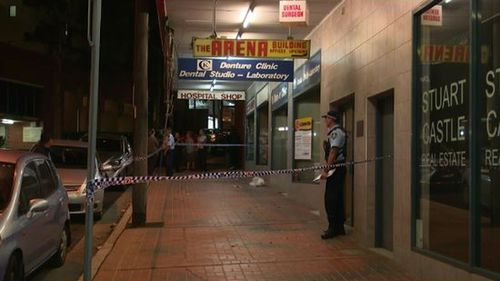 Emergency services were called to an address on Railway Parade in Kogarah just before 8pm Thursday night following reports of a concern for welfare.