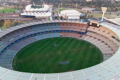 Melbourne Cricket Ground, VIC