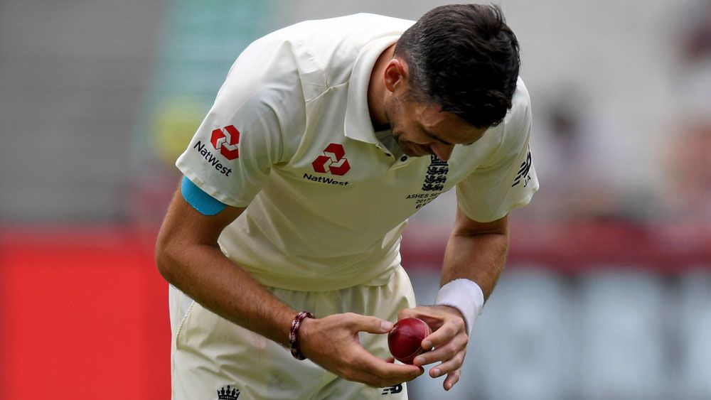 England quick James Anderson dismisses ball-tampering allegations from Boxing Day Ashes Test as 'ridiculous'