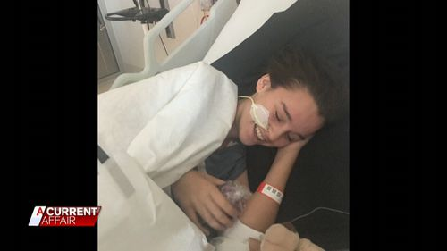 Mercedes is on her way to making a full recovery. Picture: ACA