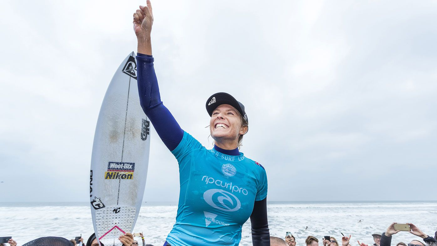 Proud Gilmore lauds WSL's equal pay move