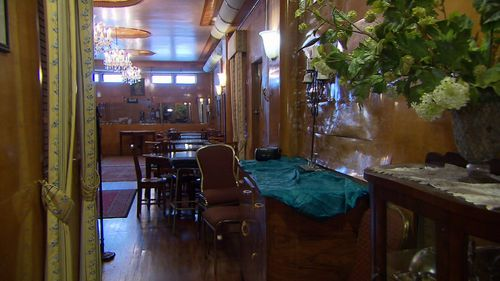 Owner Robyn Park said the pressure of rent and dealing with the century old building is getting too much. (9NEWS)