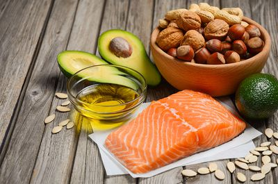 <strong>Fill your diet with healthy fats</strong>