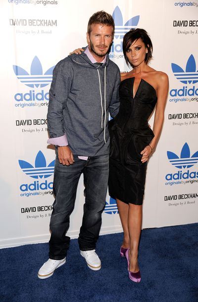 <p>Less Is More </p> <p>In 2009 Victoria had long said goodbye to her floor-length extensions and had embraced a short and stylish pixie cut to go with her sleek, black dress. Whilst David opted for a sporty-chic look at the launch of Adidas Originals By Originals David Beckham</p>