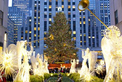 Rockefeller Plaza, New York, USA