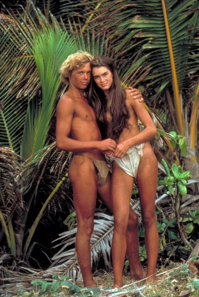 Christopher Atkins, Brooke Shields, Blue Lagoon