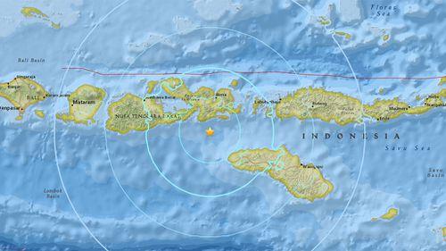 Magnitude 6.2 earthquake felt in Bali