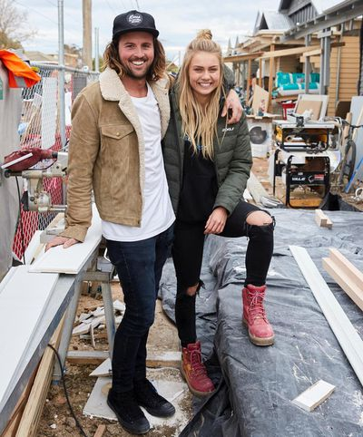 <strong>2: Josh Barker and Elyse Knowles, Melbourne</strong>