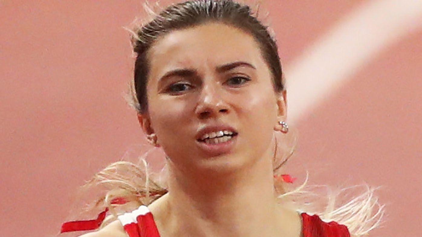Belarus sprinter Krystsina Tsimanouskaya plans to seek asylum in Poland