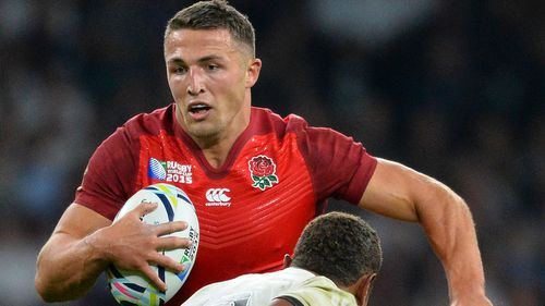 Sam Burgess dropped for England's final world cup match