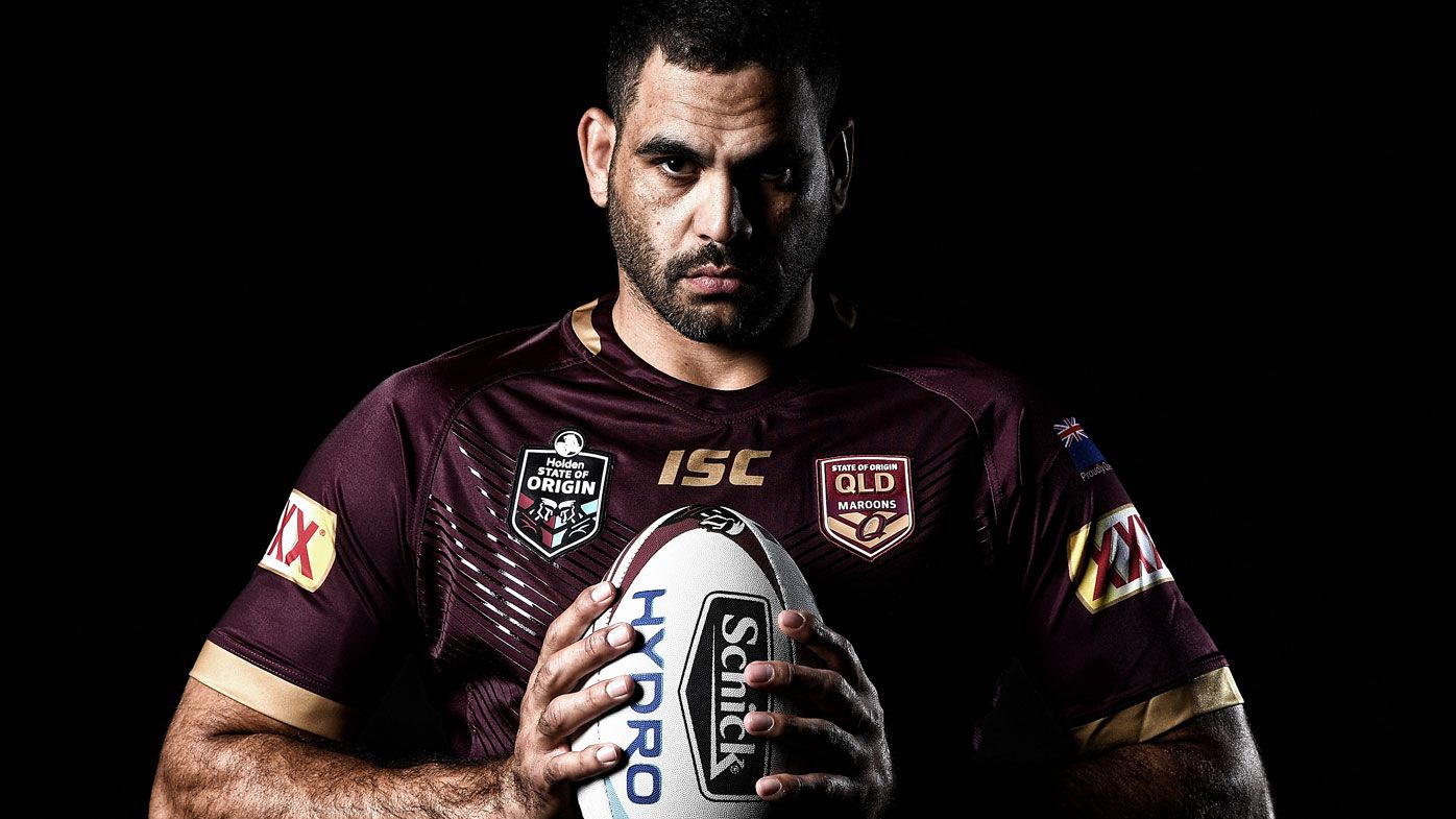 Is Greg Inglis an Immortal? Darren Lockyer notes the difference in his case