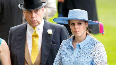 Princess Beatrice wedding Prince Andrew scandal