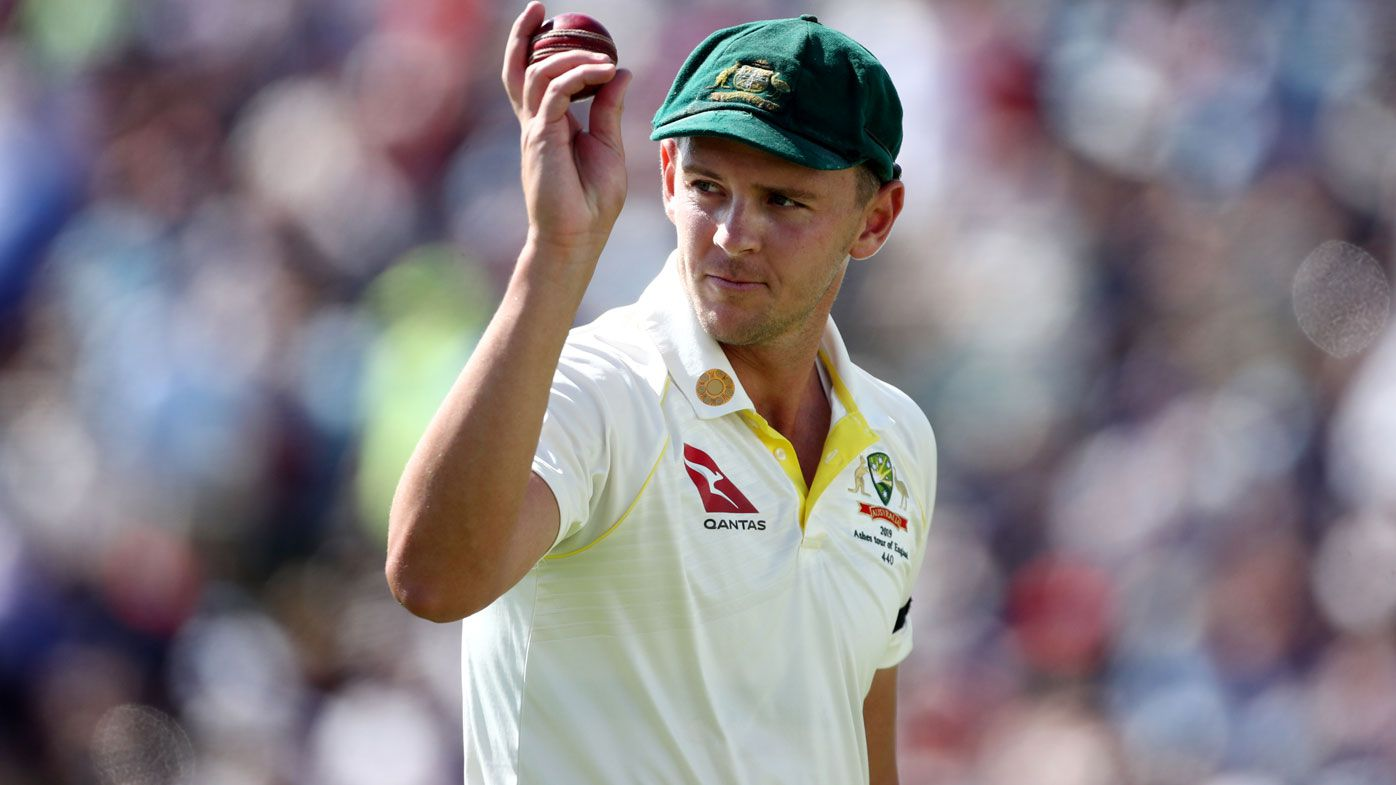 Josh Hazlewood had a five-for in the third Test